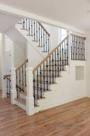 Iron Handrail For Stairs Wrought Iron Railing Baker Home At Canton Ridge Pinterest