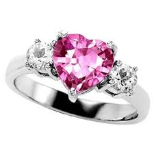 rings pink diamonds images Real pink diamond rings wedding promise diamond engagement jpg