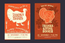 thanksgiving invitation card 30 ideas for invitation card designs