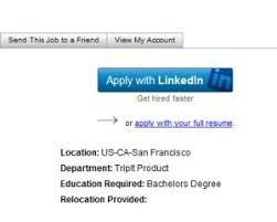 linkedin ca linkedin launches plugin for one click job applications venturebeat