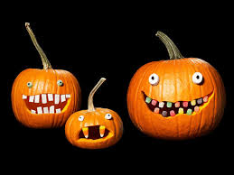 Photos Halloween Pumpkins - decorate halloween pumpkins with food halloween party ideas and