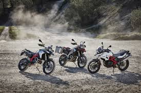 the new bmw f 700 gs f 800 gs and f 800 gs adventure