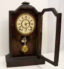 Mantel Clocks Dateddialmantelclock Jpg