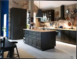 Black Kitchen Design Table Cuisine Haute Ikea Comment Bien Choisir Son Ilot De Cuisine