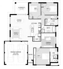 Home Pans by Simple Home Plans Bedrooms With Design Picture 63748 Fujizaki