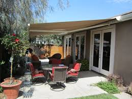 gallery of chic patio retractable awnings for interior patio