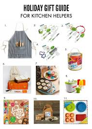 holiday gift guide for your kitchen helpers boys ahoy