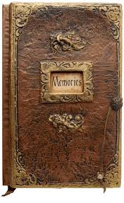 Leather Memory Book An Entry From Apple And Orchard Special Person Books And Brown