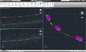 autoturn rail light rail transit 3d analysis software transoft