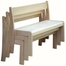 Space Saving Table And Chairs by Benches Product Stackable Bench Product Description Space Saving