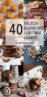 40 gluten free christmas cookies easy gf recipes