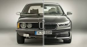1977 bmw 7 series 1977 bmw 7 series morph into the 2016 g11 and get a load of