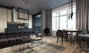 Open Plan by Modern Open Plan Designs With Sophisticated Decor Ideas
