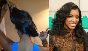 porsche williams hairline that s all me celebrities rocking their natural hair jada