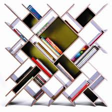 simple design creative bookshelf godrej bookshelf for wall cool