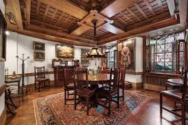 arts and crafts style homes interior design on the upper east side a stunning arts and crafts style