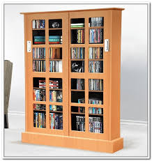 Cd Storage Cabinet With Glass Doors Dvd Storage Cabinet Dvd Storage Cabinet With Doors Cymun
