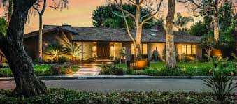 Midcentury Modern Home - modern homes for sale in los angeles orange county california