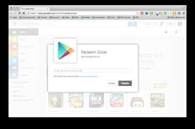 play gift card code how to apply a play gift card to your account android central