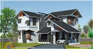 1700 square feet modern 4 bed room home kerala home design and
