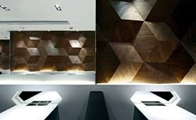 Modern Restaurant Interior Design Ideas Geometric Shapes Embossing A Modern Restaurant Design Interior