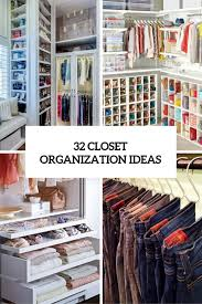 how to organise your closet 32 cool and smart ideas to organize your closet digsdigs in