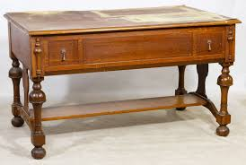 Bed Frames Ta Lot 83 Arts And Crafts Oak Ta Bed By United Table Bed Company