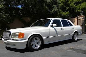 mercedes 500 for sale 1985 mercedes 500sel amg cars today