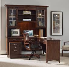 Home Computer Desks With Hutch by Hooker Furniture Home Office Latitude Computer Credenza Desk Hutch