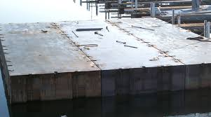 Barge Draft Tables Portable Univessel Sectional Rental Barges Wimsco