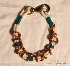 colored rope necklace images Rope necklace 20 interesting diys guide patterns jpg
