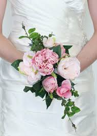 artificial wedding bouquets silk wedding flower arrangements