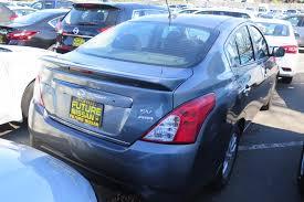 nissan versa windshield size new 2017 nissan versa sedan sv 4dr car in roseville n43379