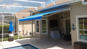 Motorized Awnings Motorized Retractable Screens And Awnings At Proretractable