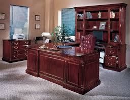 Luxury Office Desk Terrific Wood Office Desk Stunning Home Design Ideas Home