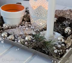 Silver And White Christmas Decorations 3 Easy Christmas Decorations