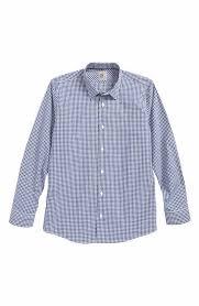 boys u0027 dress shirts plaid gingham u0026 oxford nordstrom