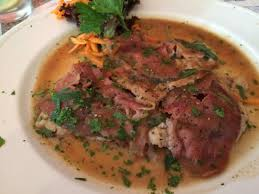 limoner cuisine anchouvies a limone and veal saltimbocca this is the best