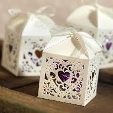 wedding favor boxes 25ct square die cut wedding favor boxes target