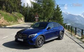 mercedes coupe review mercedes glc coupe review ndtv carandbike