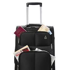 united luggage aerolite 22x14x9 u2033 carry on lightweight upright luggage suitcase 2