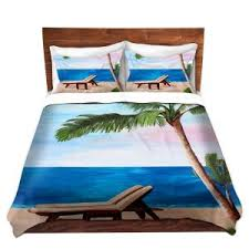 beach duvet covers and shams bedroom bed u0026 bath dianoche