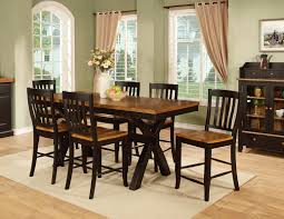 Wood Dining Room Tables And Chairs by Tei Tennessee Enterprises Inc