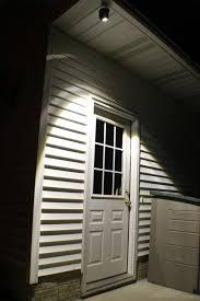 porch ceiling lights motion sensor light indoor frostfire bright