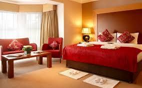 Romantic Master Bedroom Designs  Master Bedroom Design Ideas In - Red and cream bedroom designs