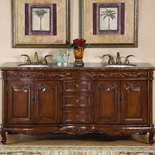 exclusive stone counter top double sink cabinet 72 inch bathroom