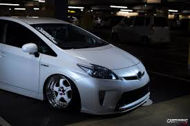 stanced toyota stanced toyota prius
