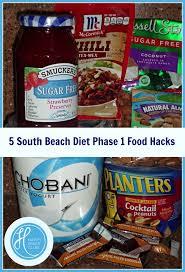 5 south beach diet phase 1 food hacks happy wives club