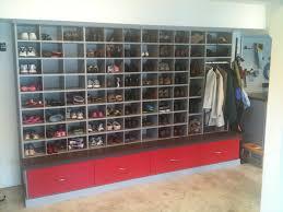 shoe organizer garage shoe organizer u2014 farmhouse design and furniture best