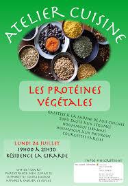 affiche atelier cuisine affiche atelier cuisine protéines adventiste magazine